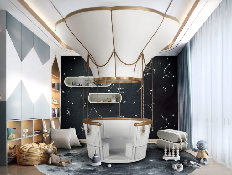 marvel Marvel At These Magical Child´s Bedroom Ambiances Be Inspired By These Wonderful Ambiances For Your Kid  s Bedroom7 740x560