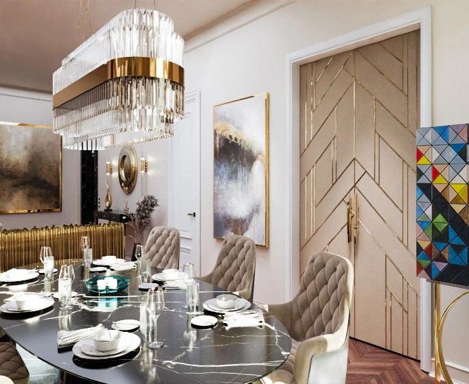 modern classic luxury flat in chelsea with pullcast hardware Modern Classic Luxury Flat in Chelsea With PullCast Hardware Modern Classic Luxury Flat in Chelsea With PullCast Hardware