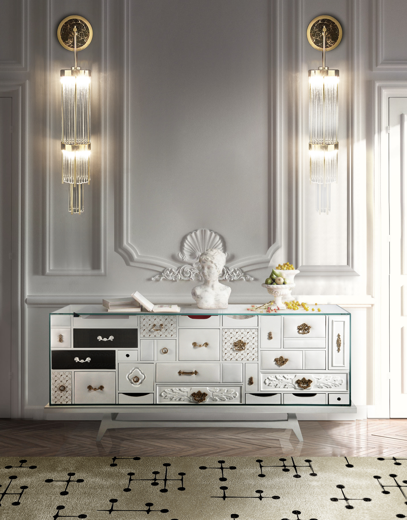 The Most Luxurious Home Decor