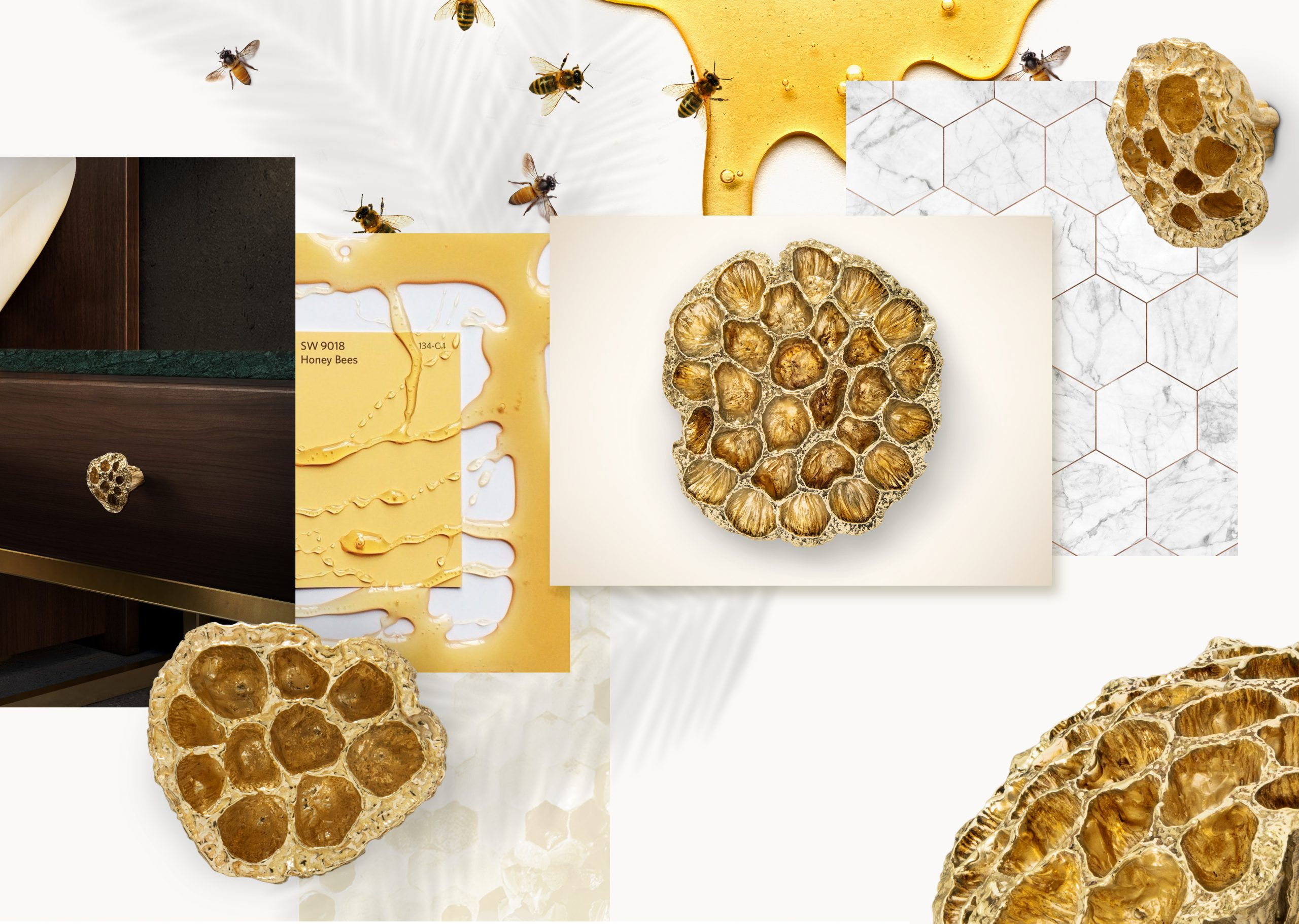 Comb Hardware Family: Discover The Beauty of Nature In Decor