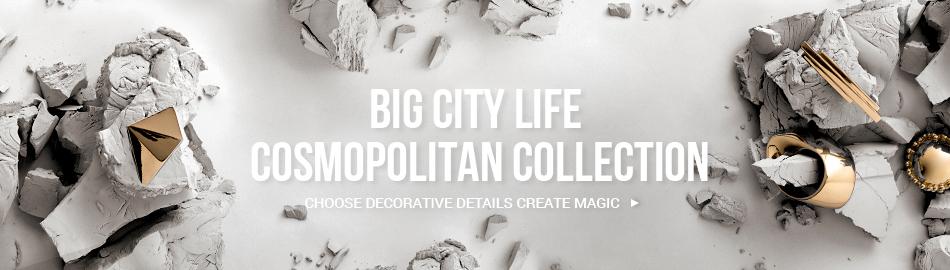 Big City Life - Cosmopolitan Collection