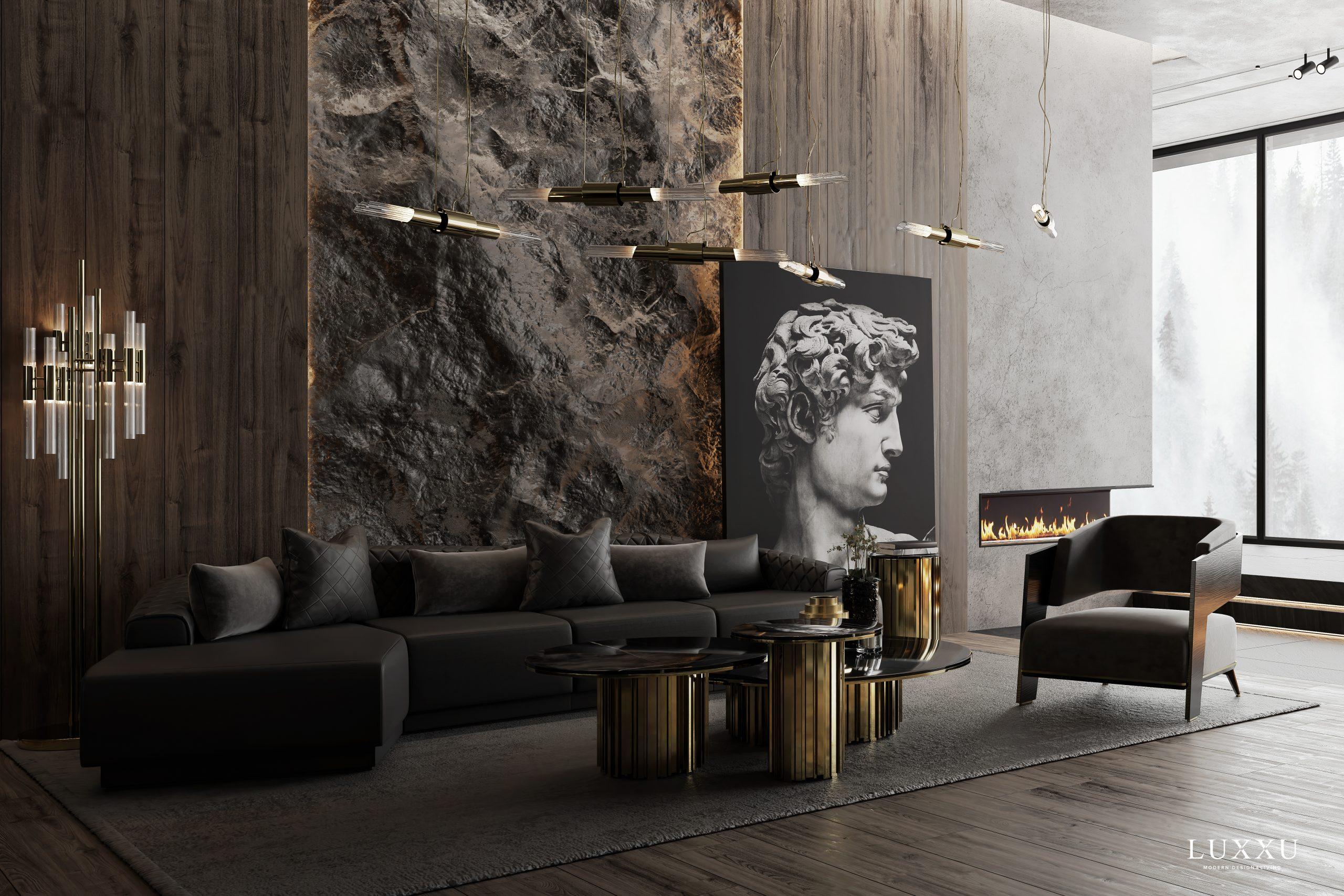 Exquisite Living Room