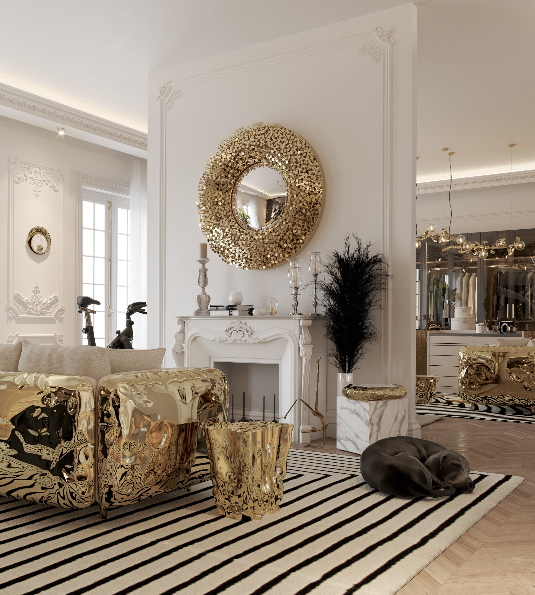 Be Dazzling By The Most Elegant Ambiances