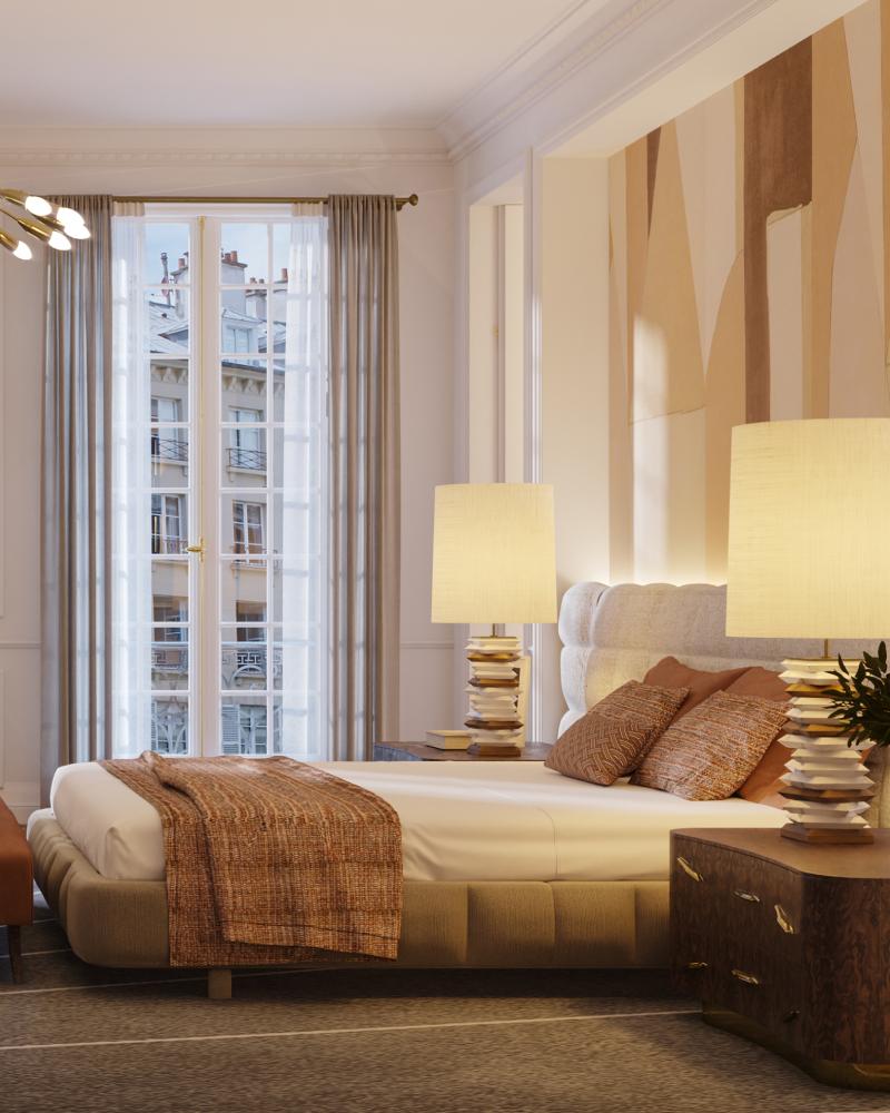Stylish Bedroom Cupboard