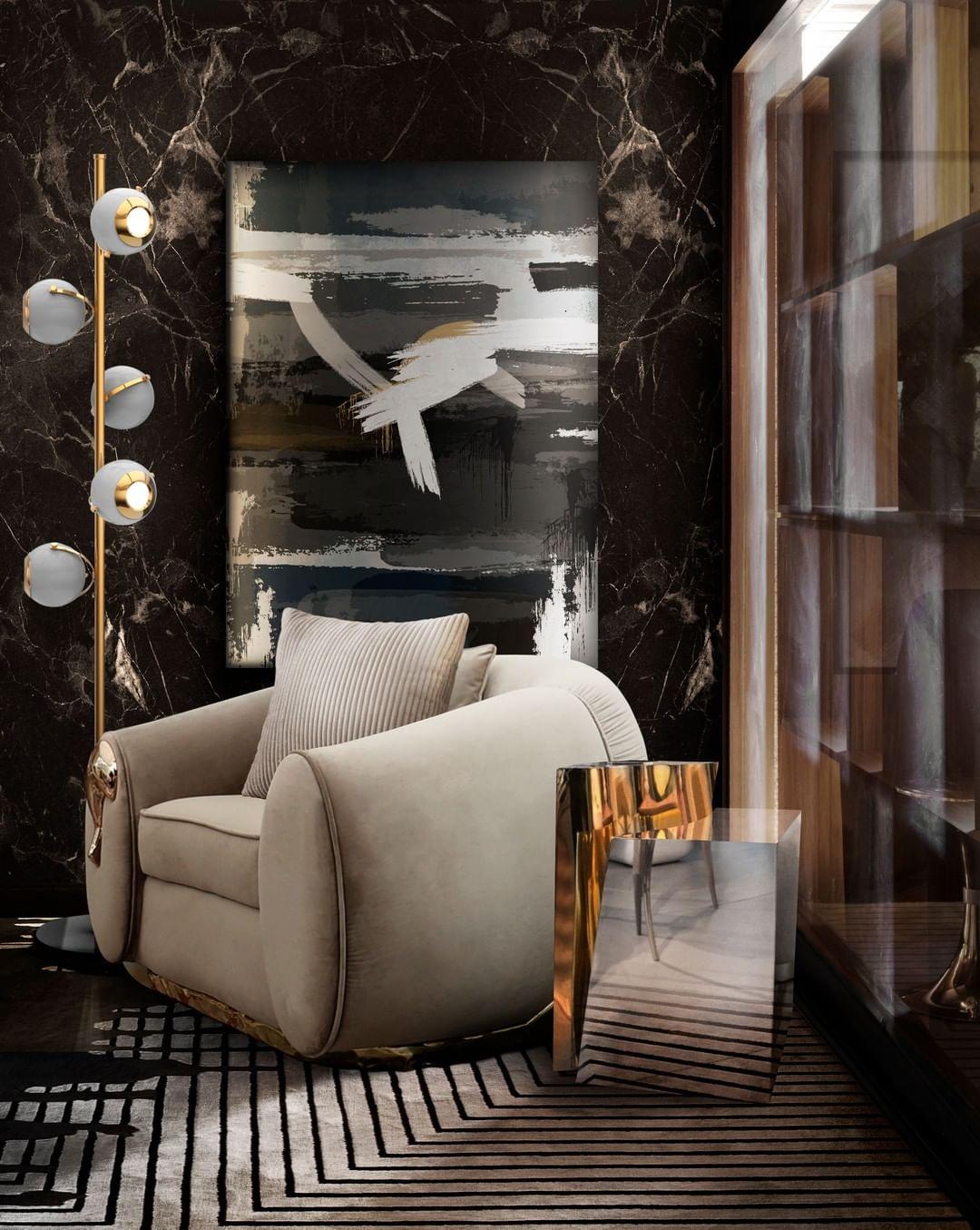 Vintage Contemporary Sofa