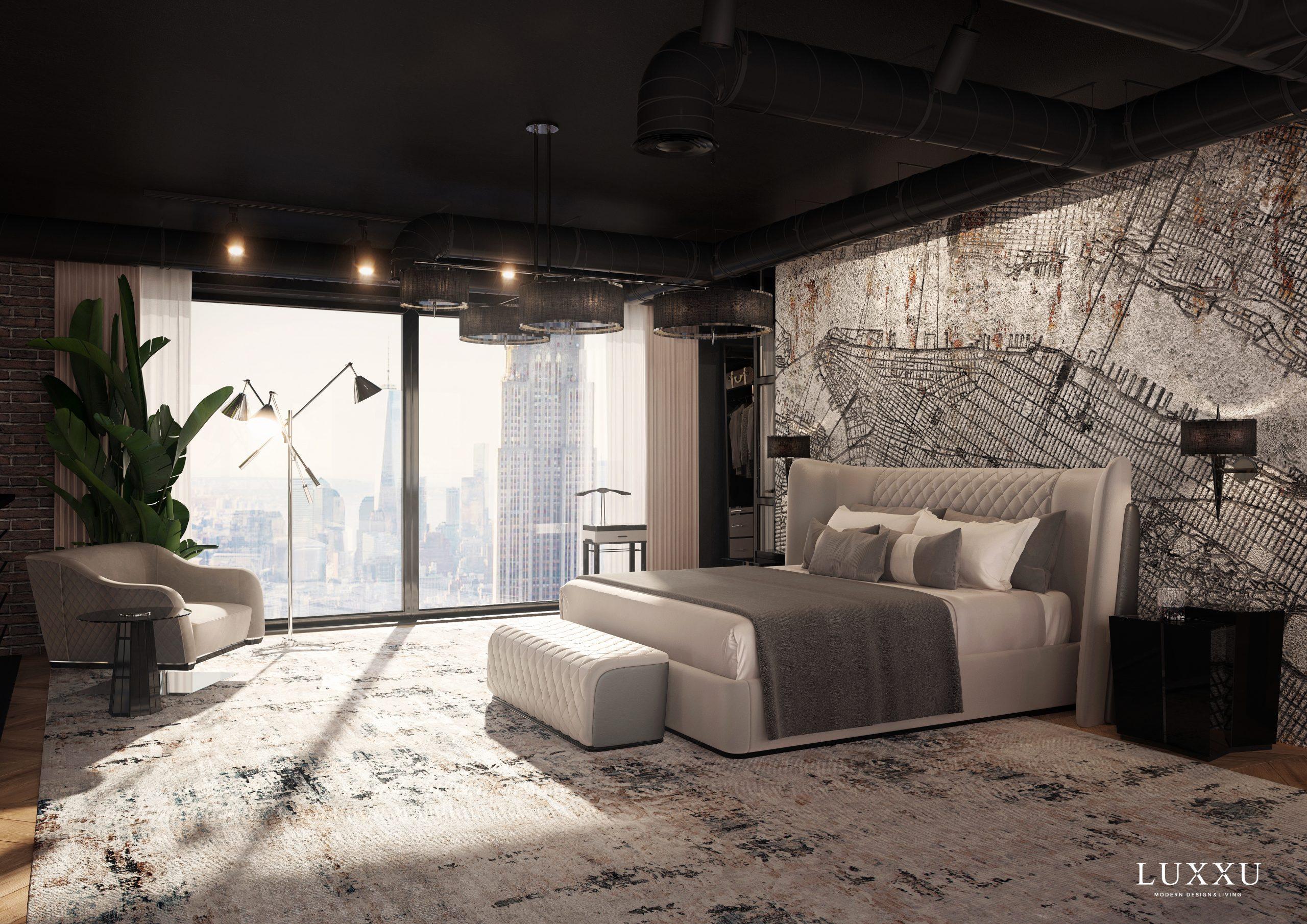 Luxury Charla Bed