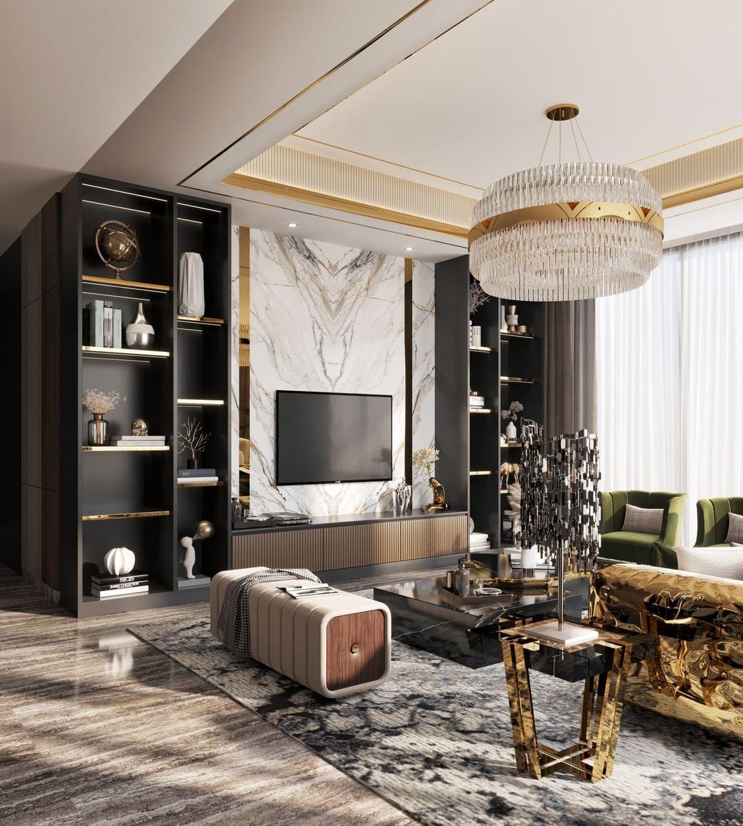 Luxury Room Decoration